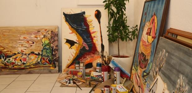 Od ateljeja do ateljeja – Auf den Spuren der Kunst